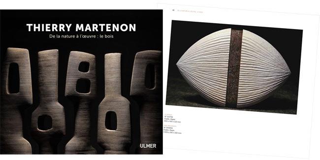 Livre THIERRY MARTENON